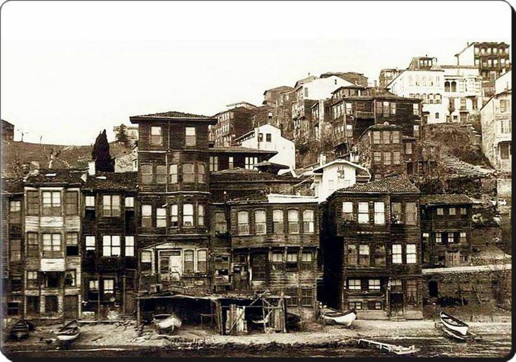 Sarıyer / Yeni Mahalle - 1900'ler