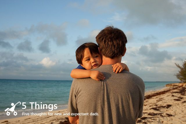 5 Things I Didn't expect about Fatherhood. #5things