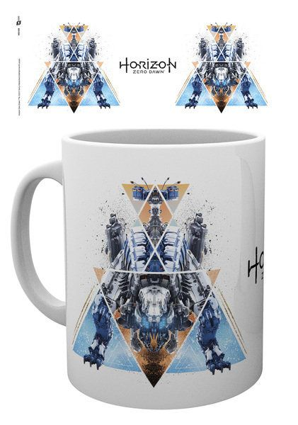 Horizon Zero Dawn Tasse Machine