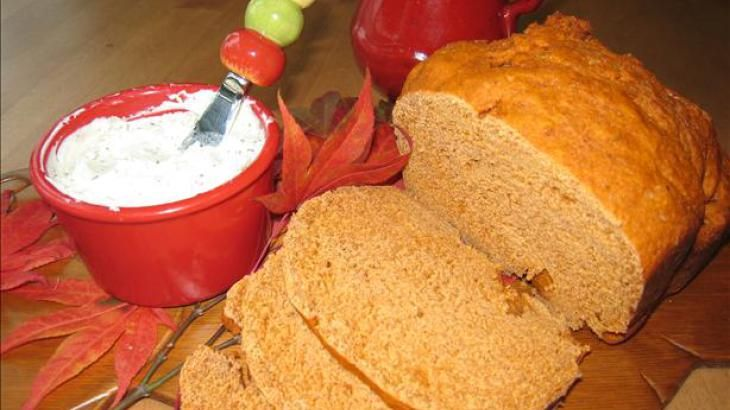 Tomato Bread - Bread Machine Recipe