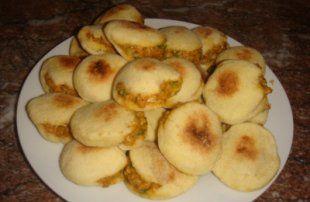 Recette - Mini pain oriental farci à la viande hachée de dinde - Proposée par 750 grammes