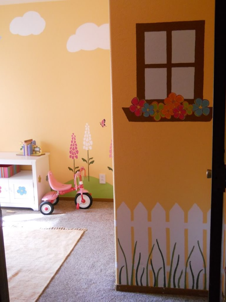 1000 images about ideas for alissa 39 s room on pinterest for Little kids room
