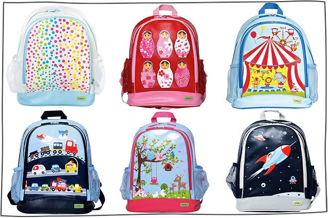 24 cool backpacks kids won't want to take off