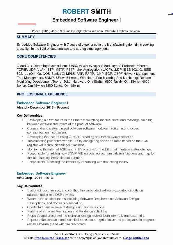 Softwareengineer In 2020 Software Engineer Resume What Is Software