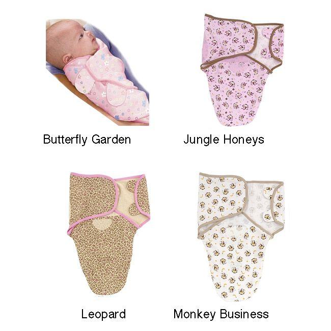 Summer Infant Small Knit SwaddleMe Blanket