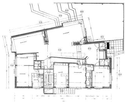 17 best images about aalto on pinterest classic alvar for Aho construction floor plans