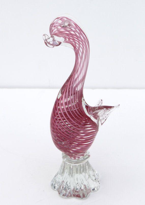 Vintage Glass Birds 67