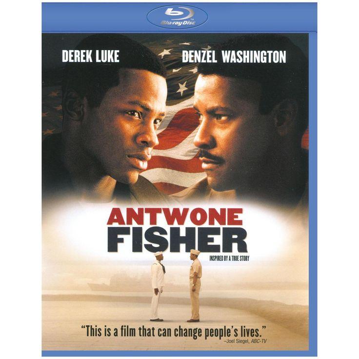 Antwone Fisher (WS) (Blu-ray)
