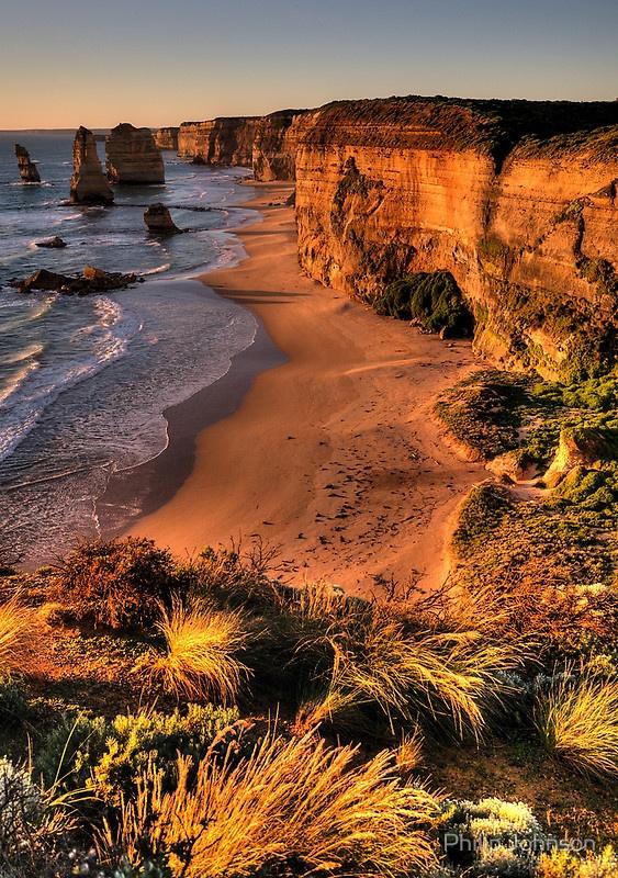 Twelve Apostles, Great Ocean Road, Australia
