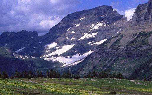 Logan Pass, Going To The Sun Road – Montana
