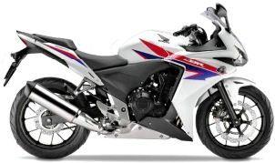Honda CBR500R Bike