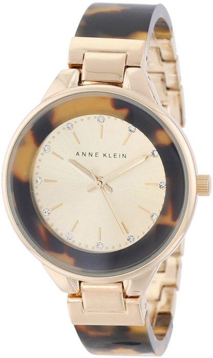 Zegarek damski Anne Klein AK-1408CHTO - sklep internetowy www.zegarek.net