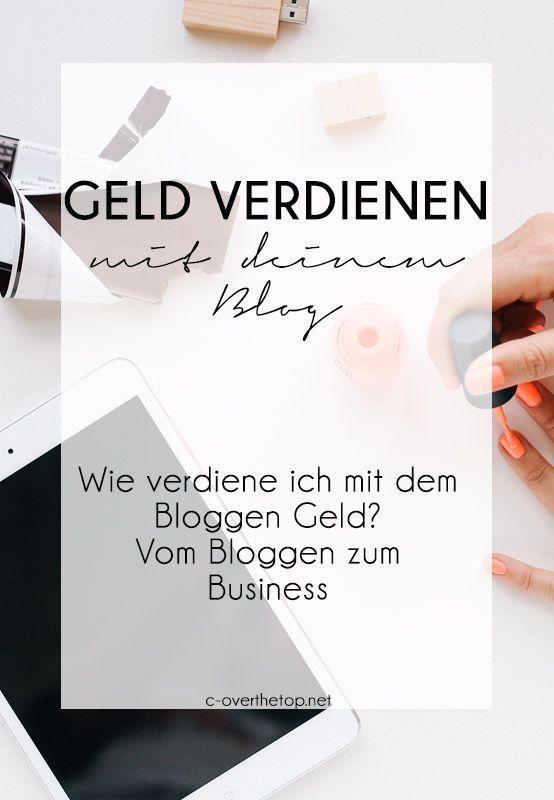 Du willst professionell bloggen, dein Blog zum Business machen und damit Geld verdienen? Gratuliere, du willst selbstständig werden. #bloggen #business #geldverdienen #bloggingtipps