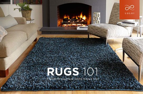 An amazing guide to picking the right rug for your lifestyle and home.