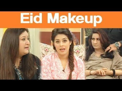 Mehekti Morning - Eid Makeup - 30 August - Atv News