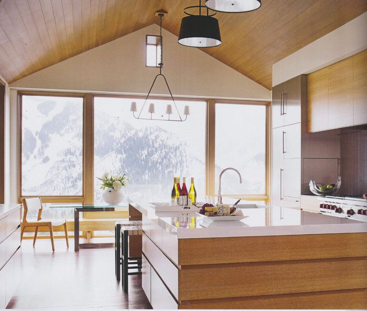 Victoria Hagan, Aspen, Veranda Magazine, Kitchen, Modern