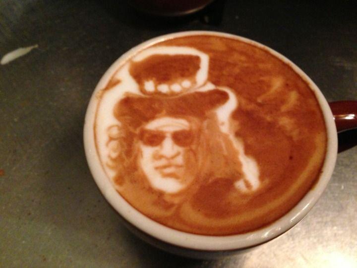 archieli - en güzel latte artlar