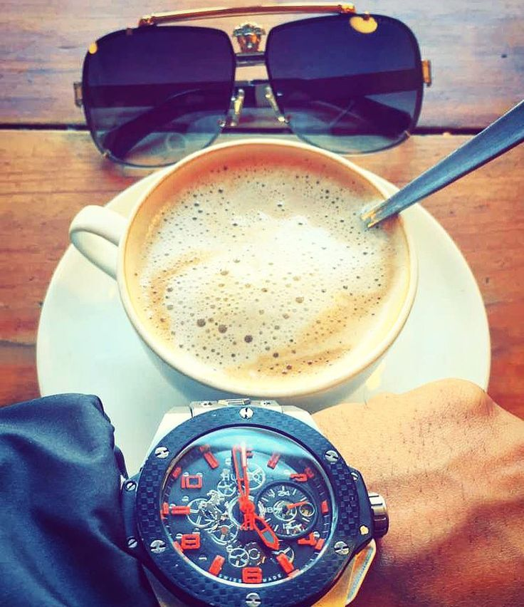 WE ALL DESERVE MORNING SX AND COFFEE    #coffee #morningmotivation #cappucino #goodtime #comeswithagoodwatch #hublot #bigbang #ferrariedtion #limitedcollection #versace #shades #thinkbig #livestrong #enjoy #losangeles #dailyinsta #likesforlikes #usa