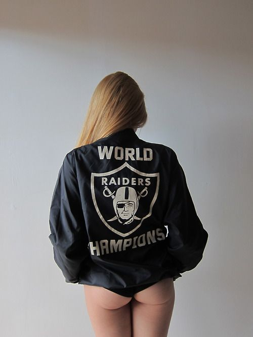 ALL DAY BABY OAKLAND RAIDERS