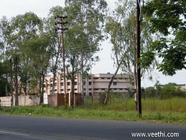 Vagdevi Bhawan, Vikram University