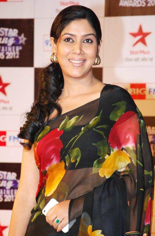Sakshi Tanwar Height Weight Bra Size Body Measurements  CelebWikis