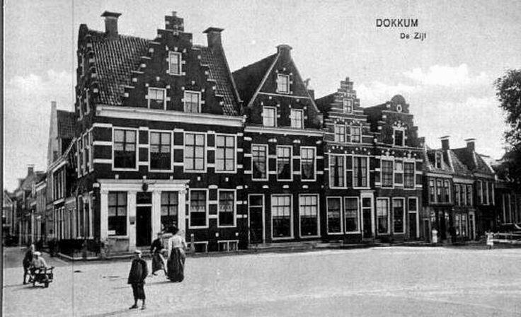 De Zijl Dokkum (jaartal: 1930 tot 1940) - Foto's SERC