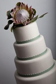 Elle's Cakes - Pretty Protea