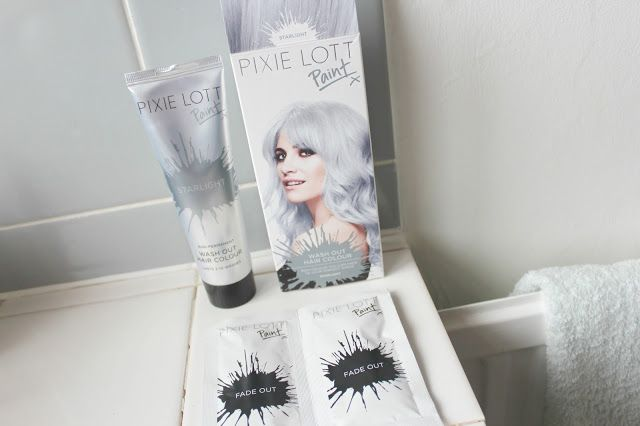 At Home Hair Dye ~ FAIL | Pixie Lott Paint (Wash Out)