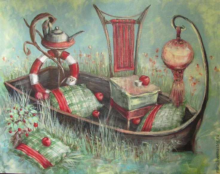 Магазин мастера Светлана Аристова: фантазийные сюжеты, символизм, абстракция