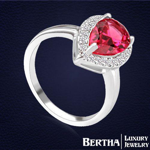 Роскошь ювелирные изделия швейцарский CZ алмаз в форме сердца помолвка кольцо для женщины роскошь ювелирные изделия свадьба подарки