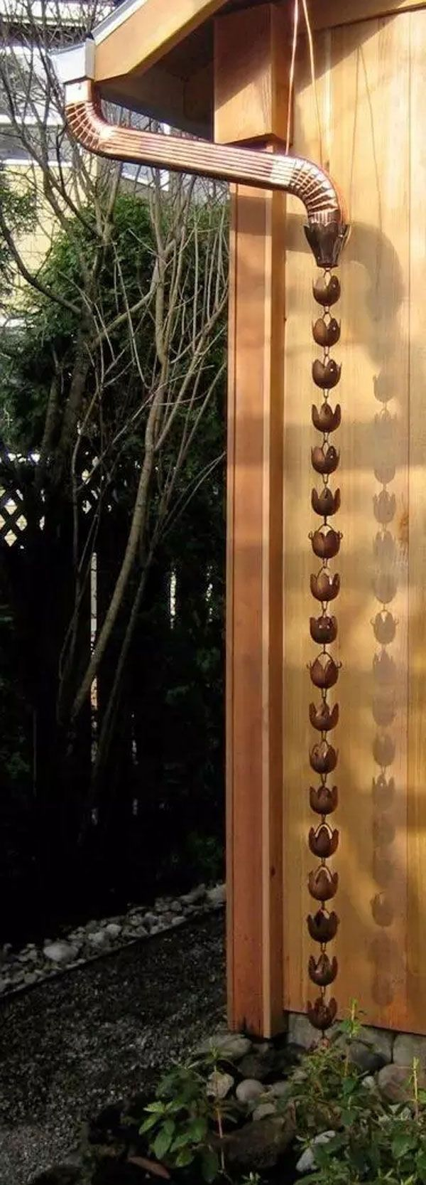 Best 25 Rain Chains Ideas On Pinterest Rain Chain Diy