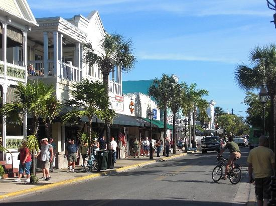 Key West The Florida Keys Serafini Amelia Duval Street Restaurants And Ping Fl Usa Pinterest