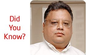 Rakesh Jhunjhunwala of Rare enterprise is rare personality. He is real champion of Indian stock market. Here is Unusual facts of Rakesh Jhunjhunwala.
