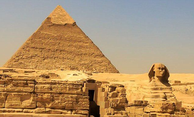 MICHAEL PORTILLO on why Egypt is the most fascinating place on earth