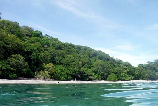 boating in the gulf of papagayo - playa junquilal