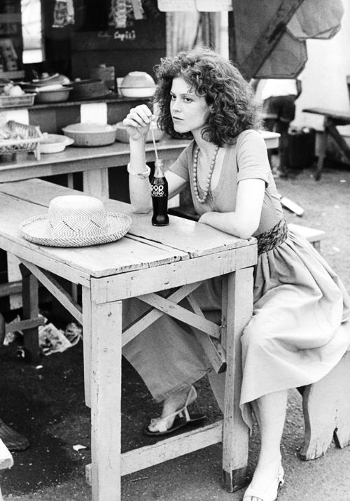 Sigourney Weaver - early 1980s
