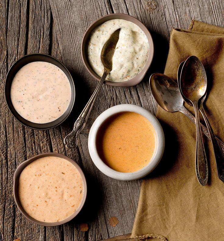 Sauces à fondue - Les soeurs en vrac