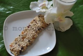 Reteta de batoane de cereale raw