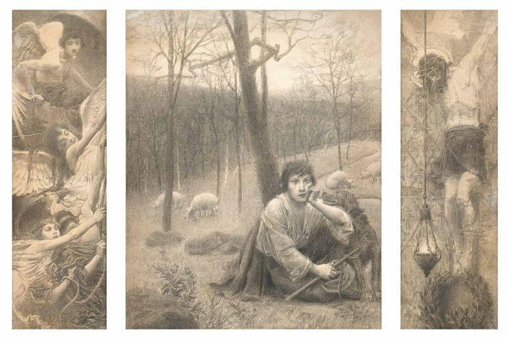 Jan Preisler (1872–1918), Velikonoce