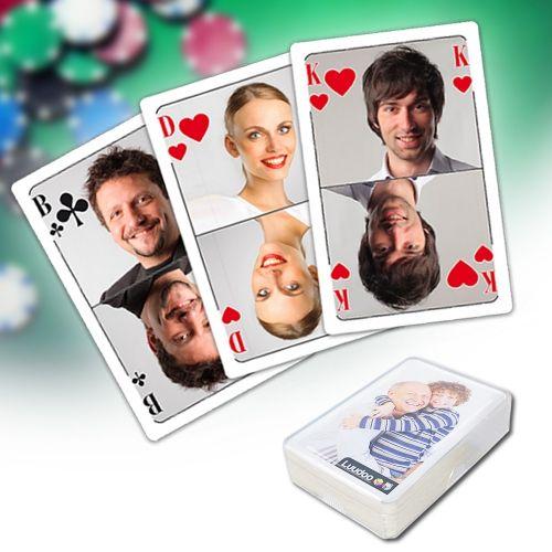 Personalisierte Poker Karten  http://www.monsterzeug.de/Personalisierte-Poker-Karten.html