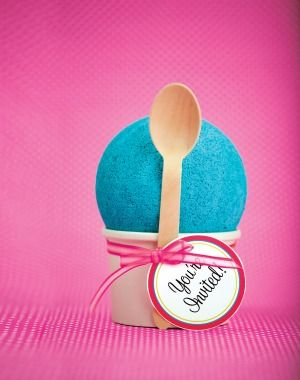 Ice Cream Party - Summer Party Themes: Ice Cream Party, Ice Cream Parties, Party'S, Birthdays, Summer Parties, Birthday Parties Ideas, Birthday Party Ideas, Parties Invitations, Wooden Spoons