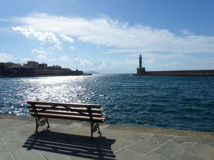 La Canée - port - 2014