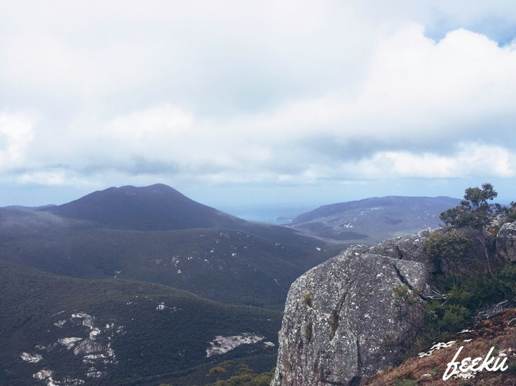 Mt Oberon Summit, VIC
