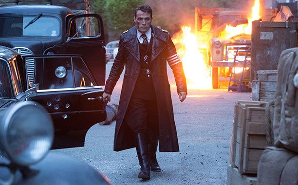 What you need to know about 'The Man In the High Castle' right now | EW.com ...this looks really great!