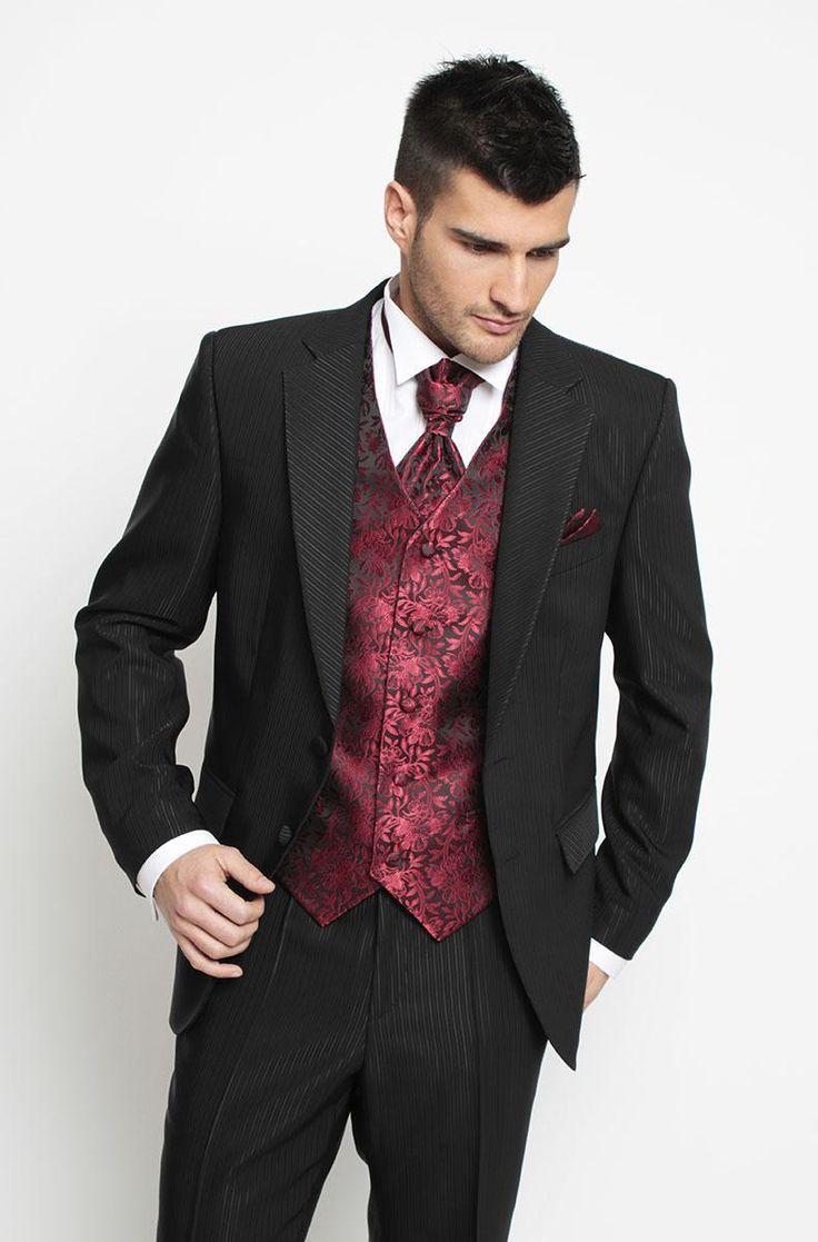 Fashion hot sale western style men suits tuxedos groomsmen