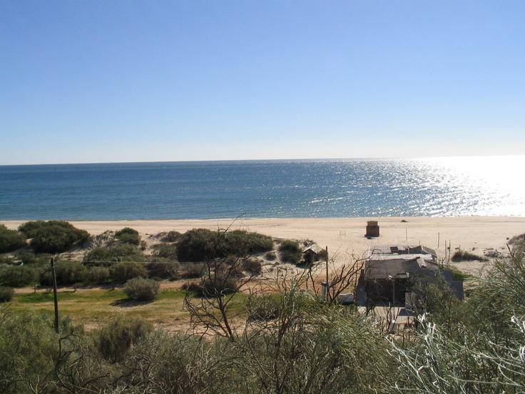 Uma Praia, a Verde, de eleição para estar com Família e amigos! E quando a sede aperta, uma bela Sangria fresquinha hmmmm