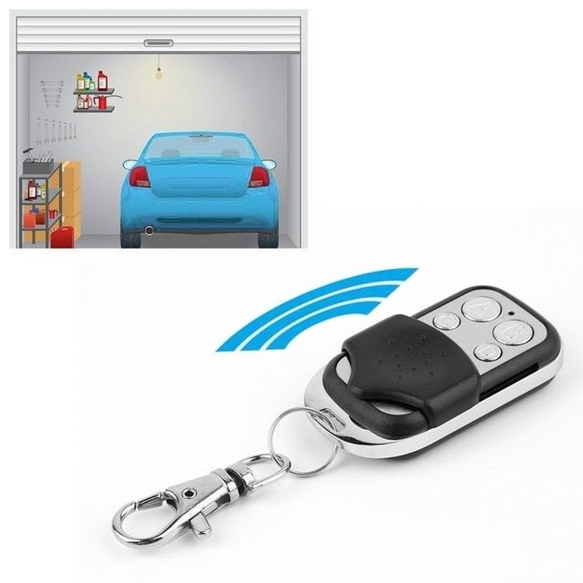 433mhz Universal Remote Control Code Grabber For Gate Wireless Rf