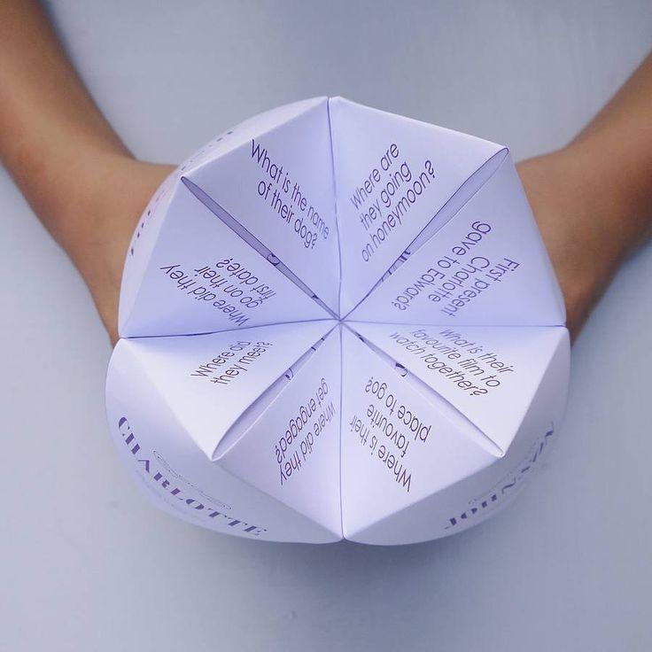 fortune teller folding instructions