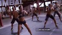 Les Mills Combat ~ 09 ~ Warrior 2 ~ Lower Body Lean Out