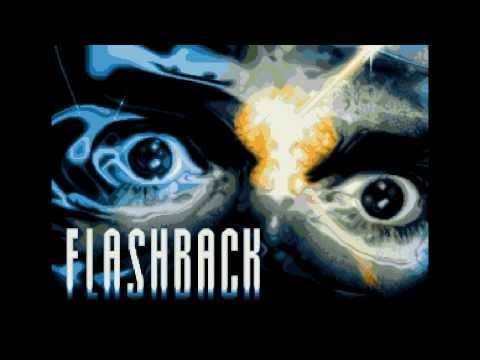 Amiga music: Flashback (main theme)